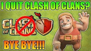 I QUIT CLASH OF CLANS? BYE BYE? | SUNDAY Q&A EP 04 | #ASKGURU