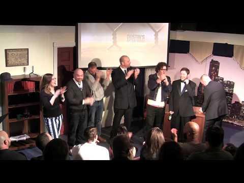 Dustin's After Show | Episode 1.5 | SHAKESPEARE KARAOKE