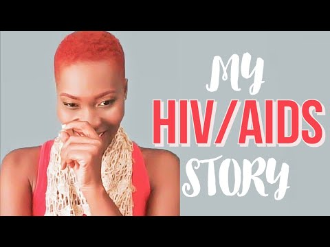 My HIV/AIDS Story // Kyme Bevass