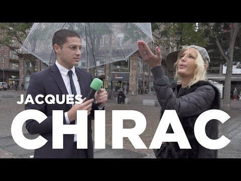 LORIS - JACQUES CHIRAC - STRASBOURG