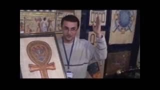Как в Древнем Египте изготавливали папирусную бумагу