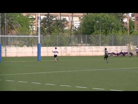 Finales series Rugby 7  C Valenciana  17 mayo 2014  Les Abelles  –  Akra