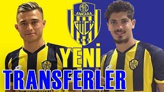 Ankaragücü'nün Yeni Transferleri (2017-18)