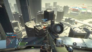 Battlefield™ Hardline glitch on downtown