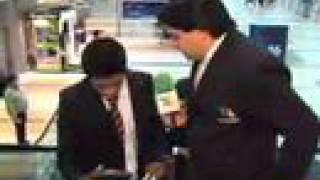 TV AZTECA DEPORTES EN SUDAMERICA ATLAS VS BOCA 06/03/2008 LI