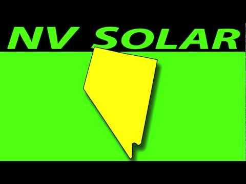 Nevada Solar Panels in Nevada - Solar