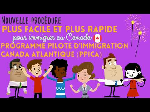 Nouvelle Procédure Plus Facile Et Plus Rapide Pour Immigrer Au Canada : PPICA