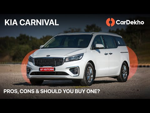 Kia Carnival: Pros, Cons, Should You Buy One? | CarDekho.com