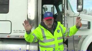Interstate Truck Driving School 3 Points of Contact