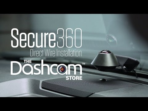 Waylens Secure360 Direct Wire Installation Provided By The Dashcam Store™