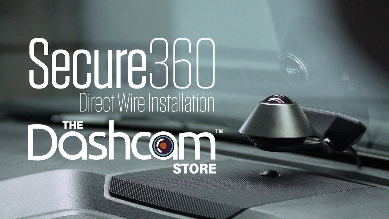Waylens Secure360 Direct Wire Installation Provided by The Dashcam ...