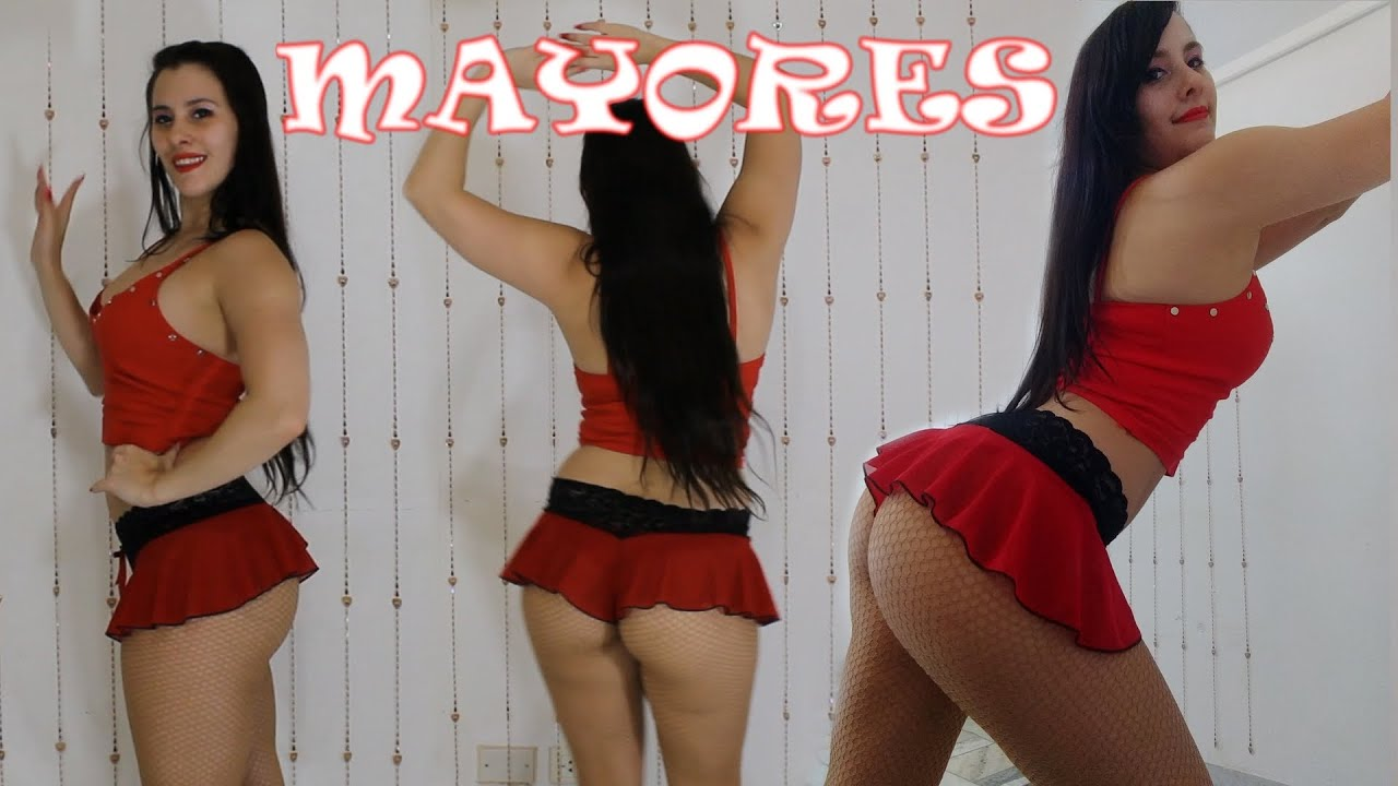 Becky G - Mayores ft Bad Bunny dance cover