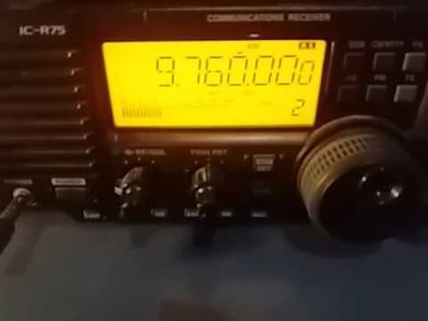 Radio Nikkey 2, Chiba-Yamata JAPAN - 9760 kHz