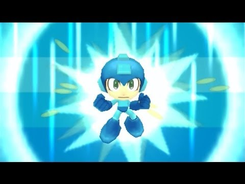 Mega Man Powered Up (1): Intro Stage - Towntown