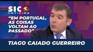 Tiago Caiado Guerreiro fala sobre o que esperar do OE 2018