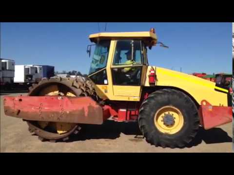 2007 DYNAPAC CA512D For Sale