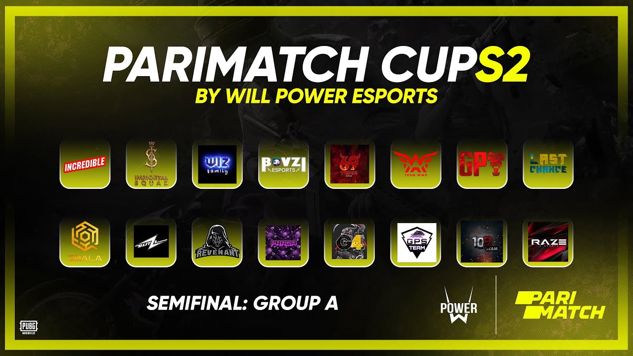 Download [RU] PARIMATCH CUP S2   SEMIFINAL GROUP A   by LastHero