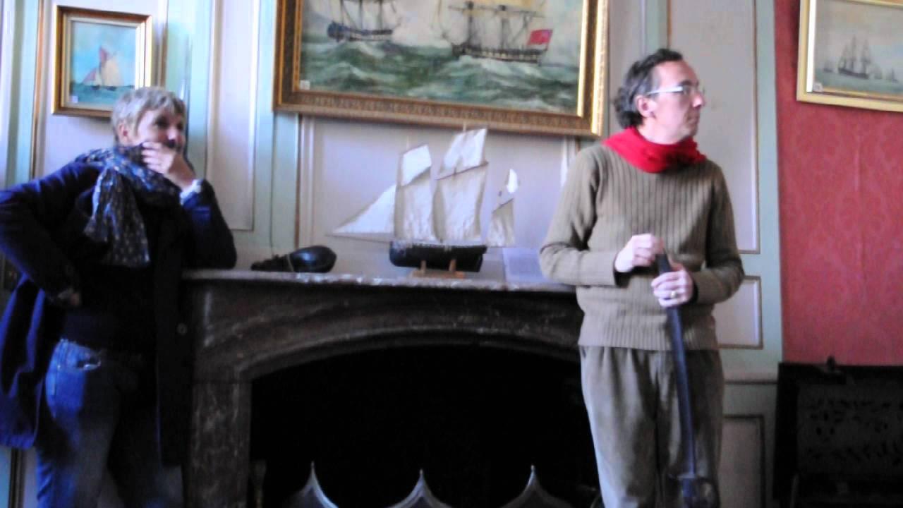 Sortie aca beauvais 2012 visite de l 39 h tel asfeld for La maison des armateur saint malo