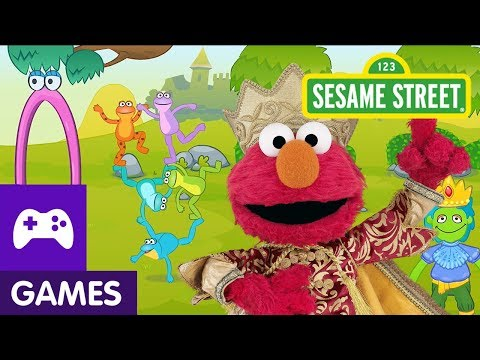 Sesame Street: Play Elmo the Musical Prince | Game Video
