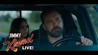 Ben Affleck on New Movie Triple Frontier