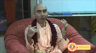 Бхагавад Гита 8.25 - Бхактиведанта Садху Свами