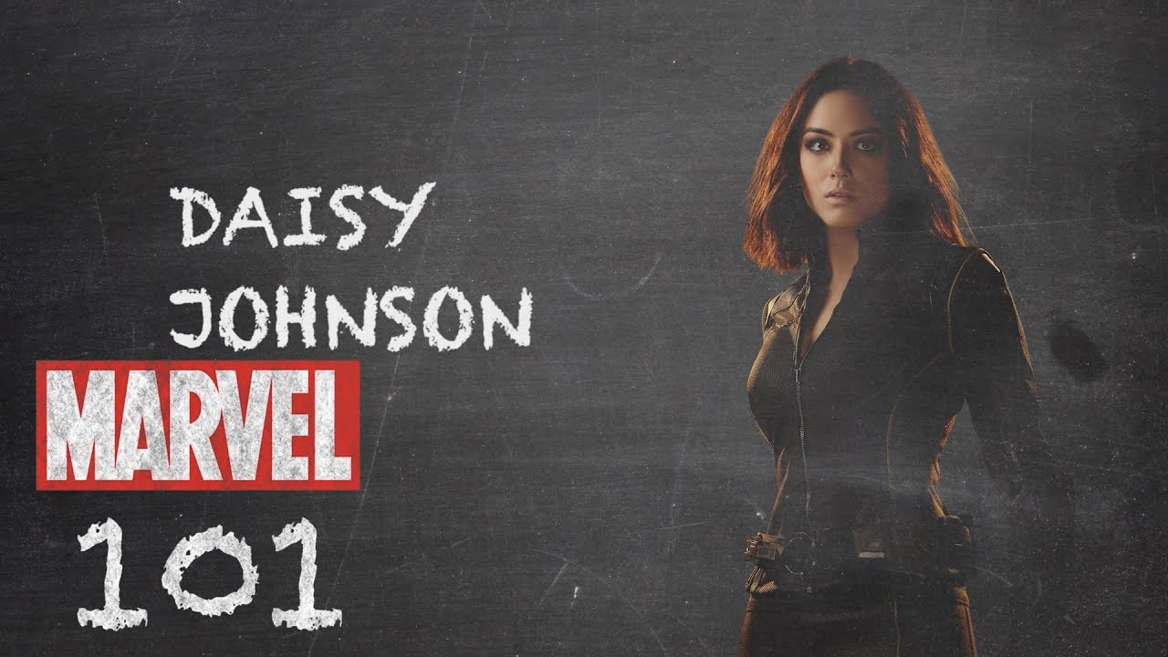 a87709de63708 Agent Daisy Johnson - Marvel 101 – Marvel's Agents of S.H.I.E.L.D.