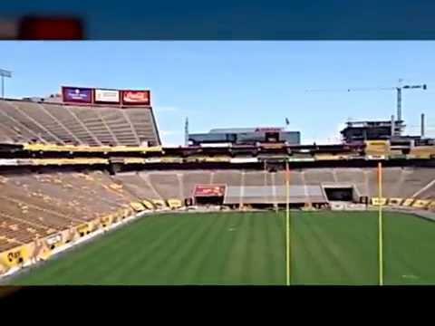 Sun Devil Stadium Renovation Progress - 9/8/15