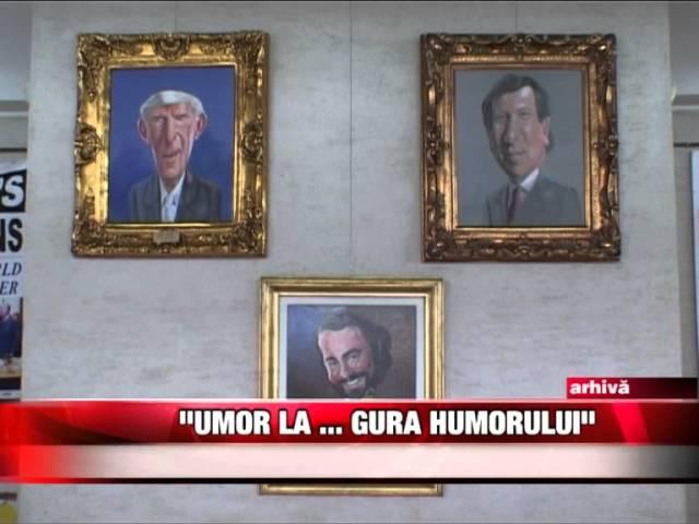 """""""Umor la... Gura Humorului"""