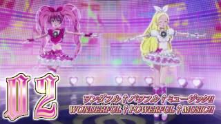 Suite Precure♪ OP&ED Theme Track02