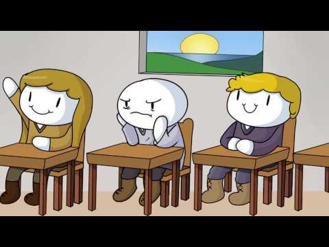 theodd1sout comic перевод