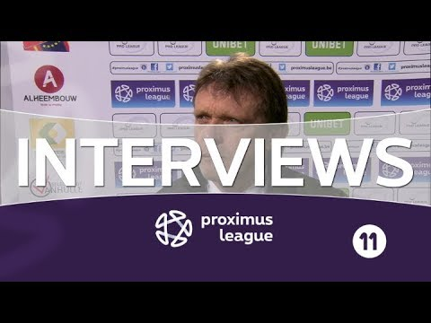 INTERVIEWS / Roeselare - Cercle Brugge (Cercle Brugge) 08/12/2017