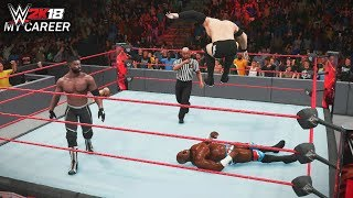 WWE 2K18 My Career Mode - Ep 64 - YOU WERE TOO LATE!!