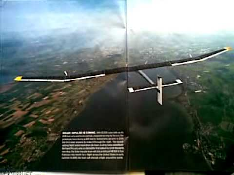 35 Yrs Progress, Solar & Human Powered Flight...!