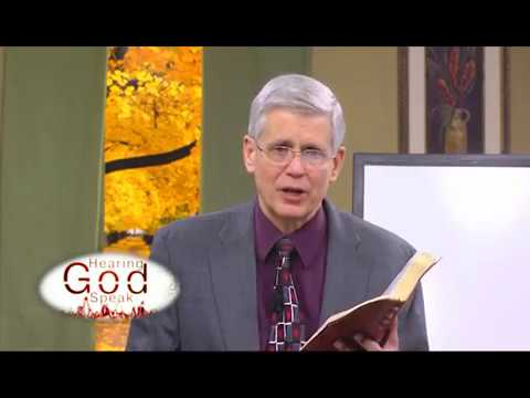 Hearing God Speak: The Church (Part 3) God's Wisdom - Episode 090