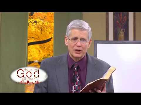 Hearing God Speak: The Church (Part 3) God's Wisdom - Episode 090