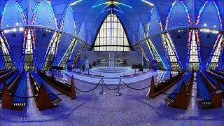 360 VR Tour of the Air Force Academy Cadet Chapel