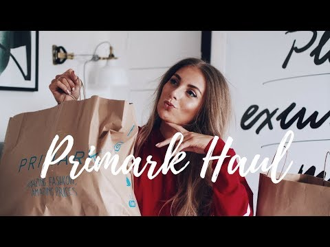 How To Make Primark Look Expensive | Spring Primark Haul | Sinead Crowe