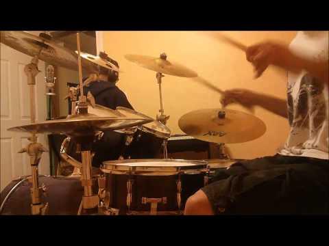 Houki Boshi Piano and Drum Cover