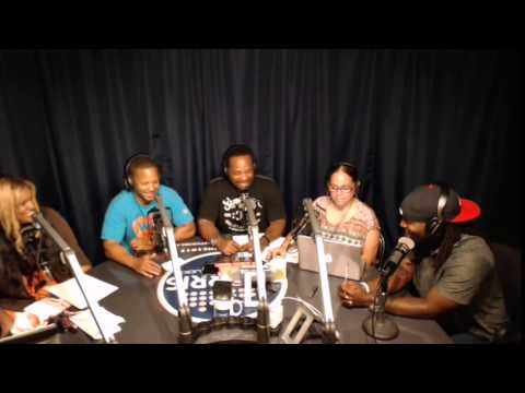 The Roll Out Show - Guests: Golfer Will Lowrey & Lonzo Williams 8 14 15 pt. 1 of 2