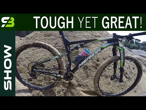 SickBiker Show 1 - A Tough 180 km On My Fully Mountain Bike...