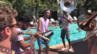 Poolside Jams #2 / Under The Sea / Sammy Miller and The Congregation