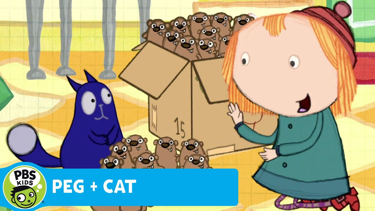 Peg And Cat Videos Counting