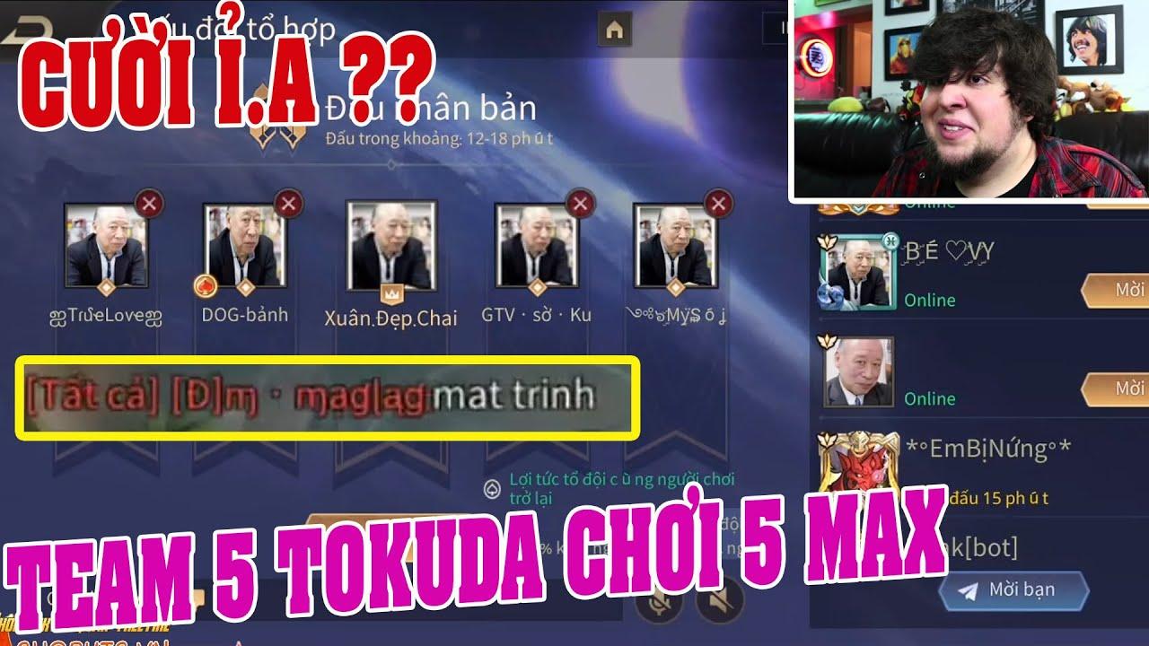UTS Channels | Cảm Xúc Khi Gặp Team 5 TO.KU.DA Chơi 5 MAX Và Chỉ Ulti Vào 1 Người ? | Cười Ỉ.a