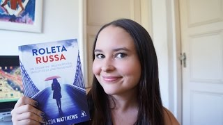 Livro: Roleta Russa de Jason Matthews