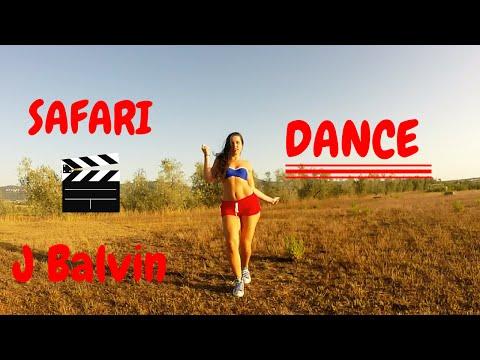 Safari - J Balvin ft BIA, Pharrel Williams & SKY by Martina Banini