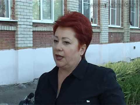В Лабинске появился именной избирательный участок.