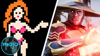 Top 10 Video Game Reveals No One Saw Coming