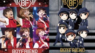 [HD] BOYFRIEND LOVE COMMUNICATION 2013-Seventh Mission- (Normal Edition)(Japan Version)