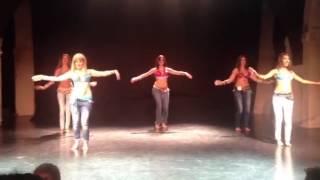 danse orientale marseille , fusion Bella