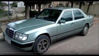 ᴴᴰ 1992 Мерседес W124 з/250 D: в глибині тур & тест-драйв